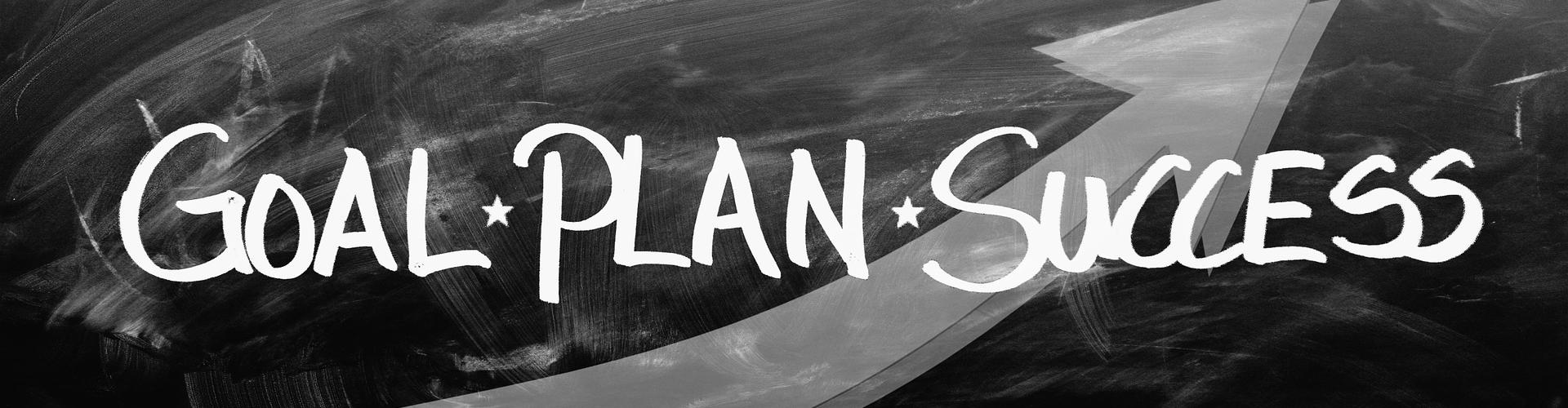 המפתח להצלחה זה תכנון נכון